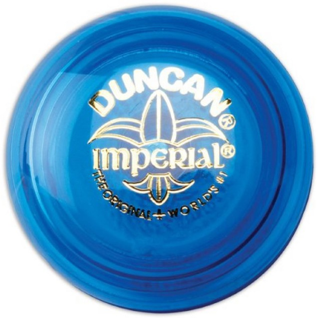 Duncan Imperial Yo Yo, Assorted Colors 1 ea (Pack of 3)