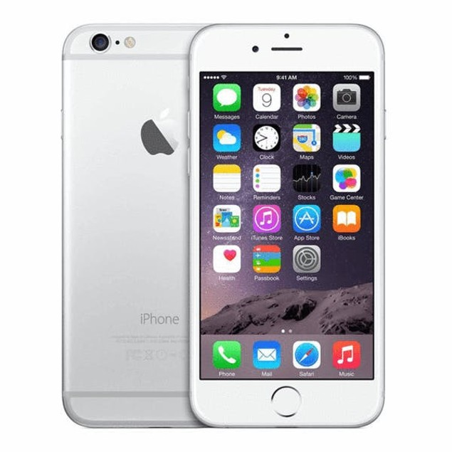 "Apple iPhone 6 4.7"" 16GB GSM Unlocked Smartphone"
