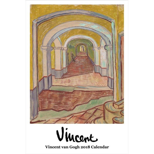 Van Gogh Poster Calendar, Fine Art by Calendars