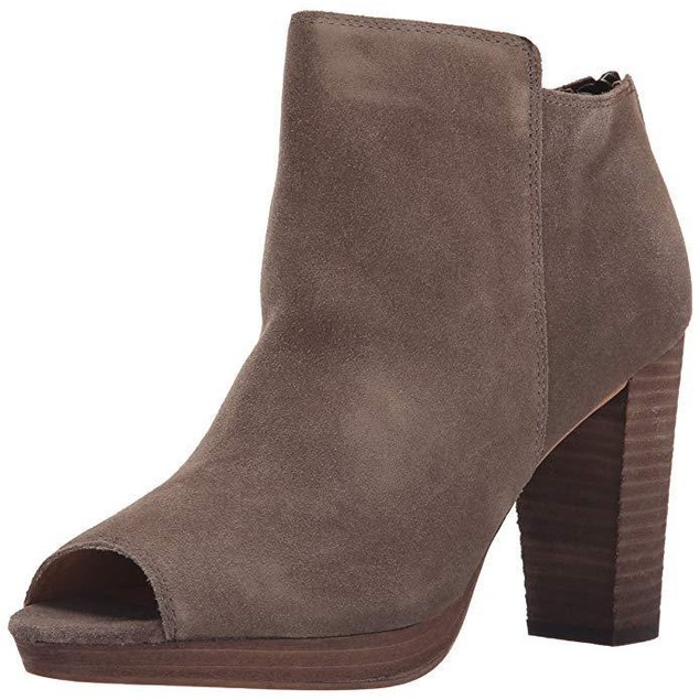 Corso Como Women's Edie Boot, Taupe Suede, 9.5 M US