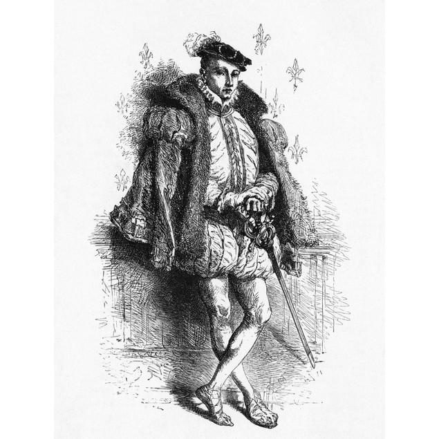 Francis Ii (1544-1560). /Nking Of France, 1559-60. Francis Ii At Age Sixtee