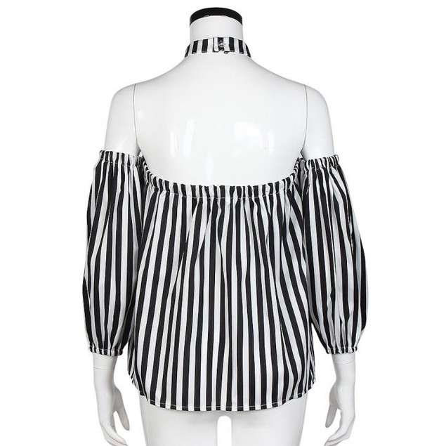 Fashion Sexy Off The Shoulder Casual Loose T-Shirt Tops Blouse