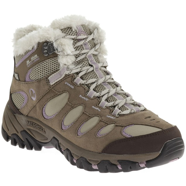 MERRELL THERMO MID WATERPROOF WOMEN'S HIKING BOOTS, J227166C SIZE 5 (2
