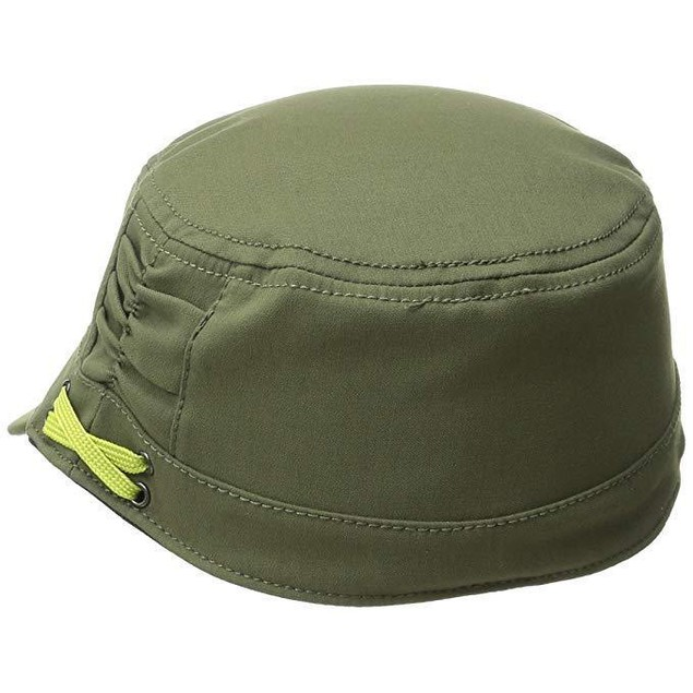 prAna Women's Zion Cadet Hat, Large/X-Large, Cargo Green