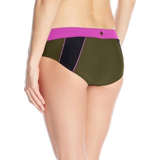 prAna Women's Zuri Bottom, Medium, Cargo Green SZ: M