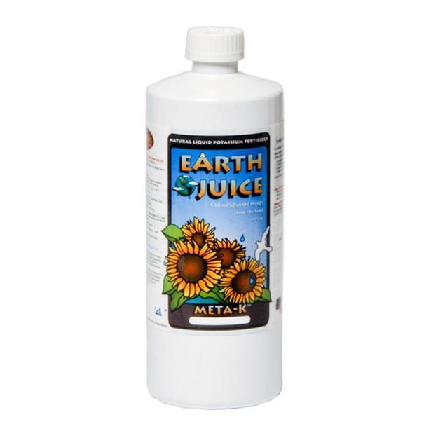 Earth Juice META-K, 1 qt