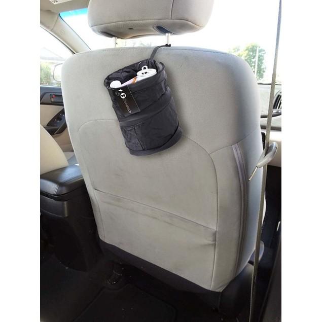 Zone Tech Pop Up Litterbin Car Small Trash Can