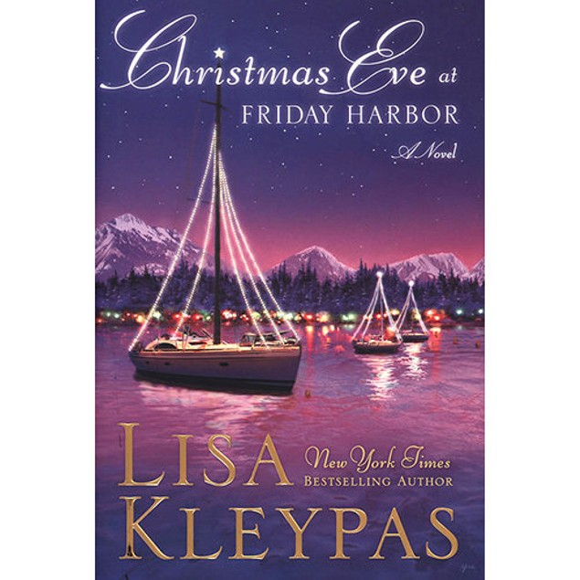 Christmas Eve at Friday Harbor Book, Christmas Books by St. Martin's Press