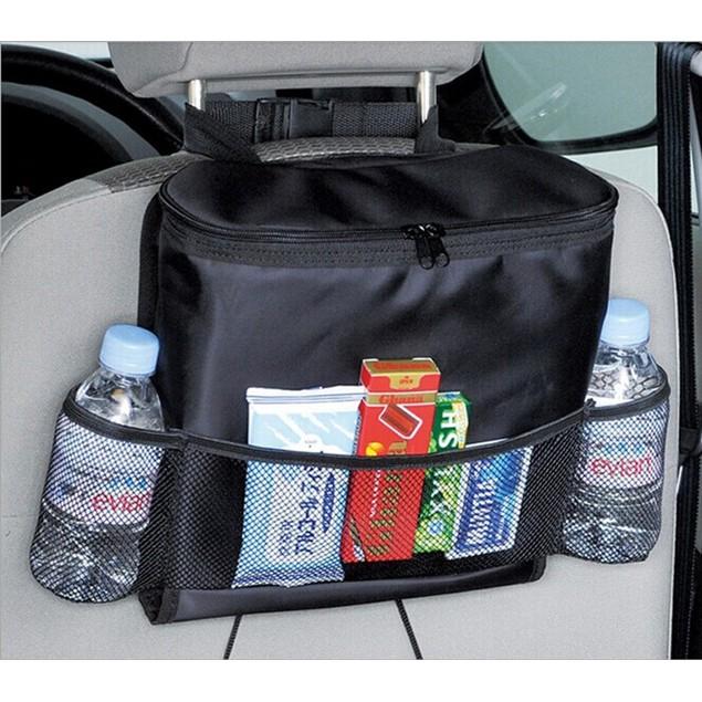 Auto Car Seat Organizer Holder Multi-Pocket Travel Storage Bag Hanger