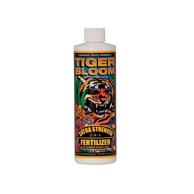 Fox Farm Tiger Bloom Liquid Concentrate Fertilizer 1-Pint