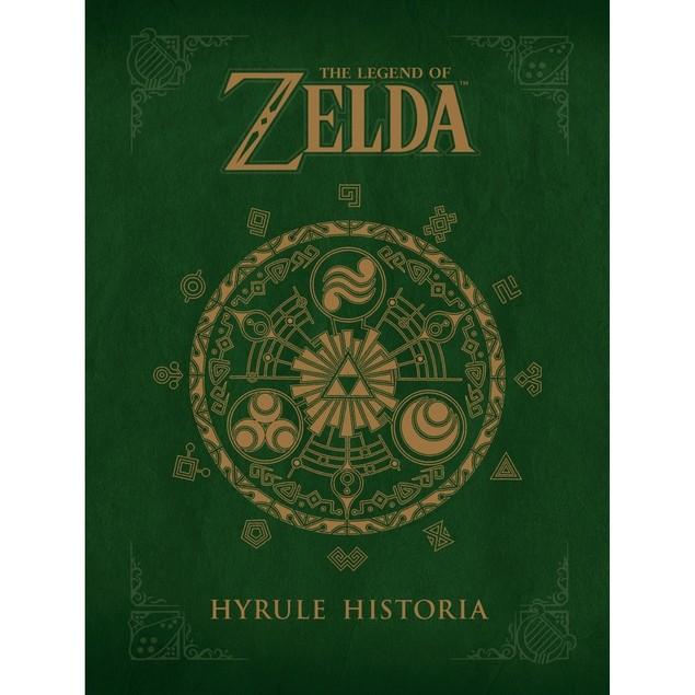 The Legend of Zelda: Hyrule Historia, Gamers by Dark Horse