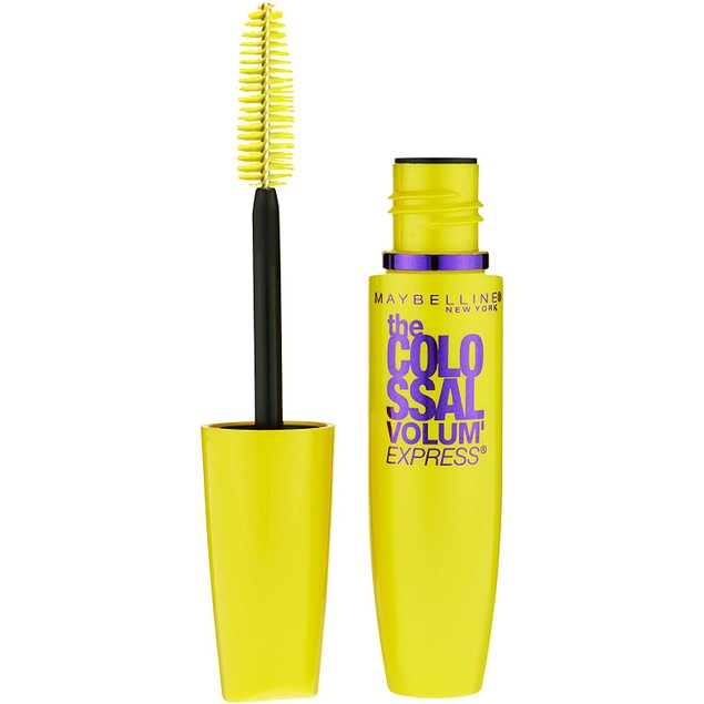 Maybelline Makeup Volum Express The Colossal Washable Mascara