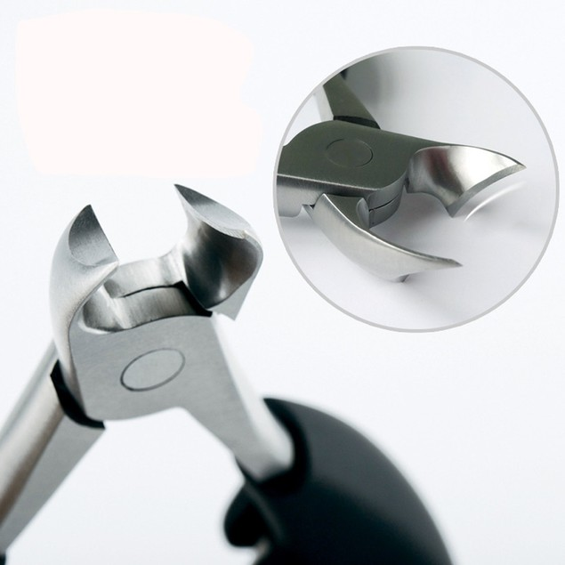 Ingrown Toenails Clipper Nipper Cutter Thick Pedicure Stainless Steel Tool