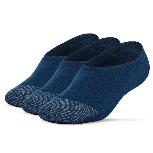Galiva Boys' Cotton Lightweight No Show Liner Socks - 3 Pairs