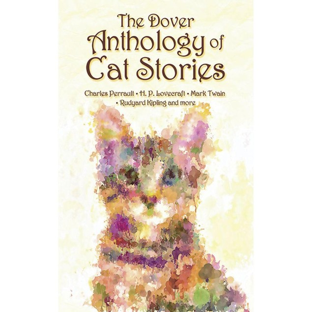 Dover Anthology of Cat Stories, Assorted Cats by Dover Publications
