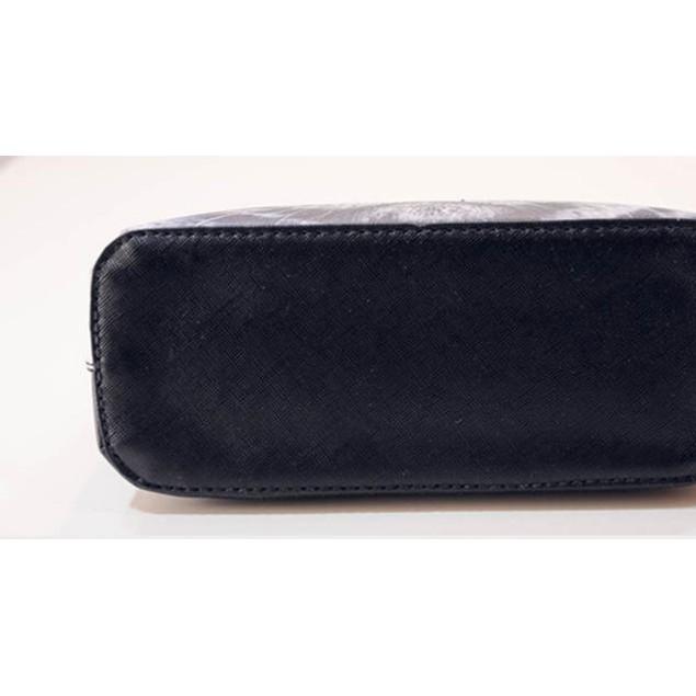 Women Printing Shoulder Bag Leather Purse Satchel Messenger Bag