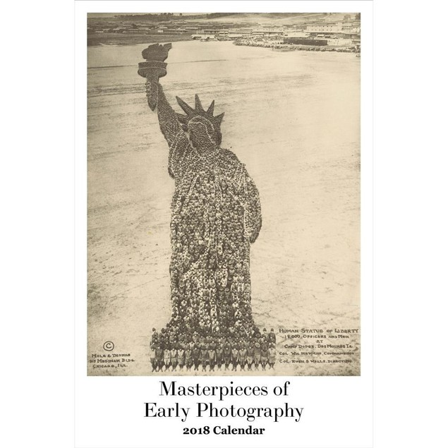 Masterpieces of Early Photography Poster Calendar, Fine Art by Calendars