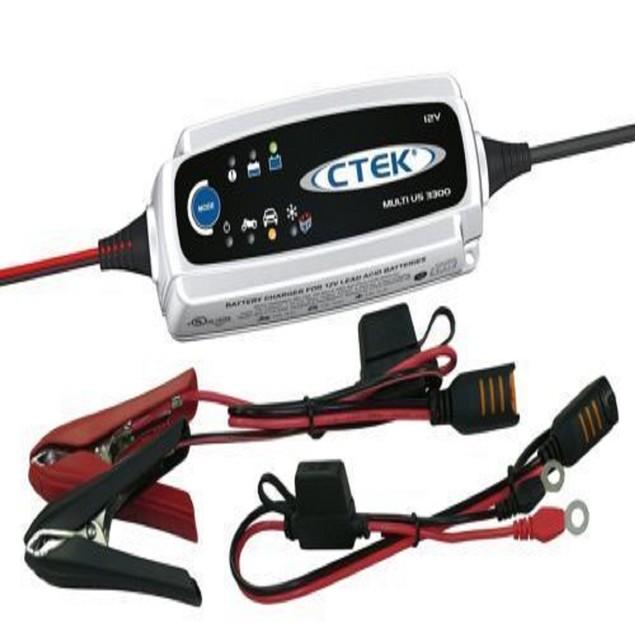 Battery Charger 4-step-Multi 3300-(12 Volt)- PN:56-158