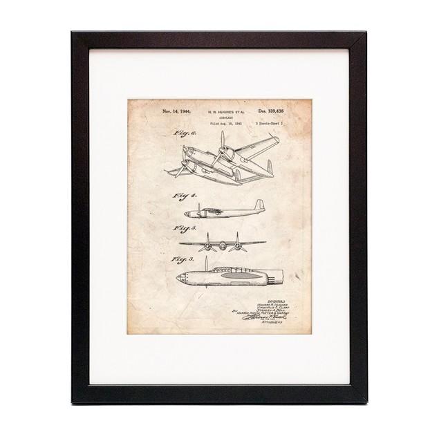 XP-58 Chain Lightning Poster