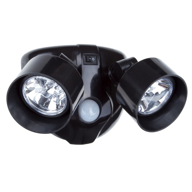 Dual Head Security Light-Everyday Home