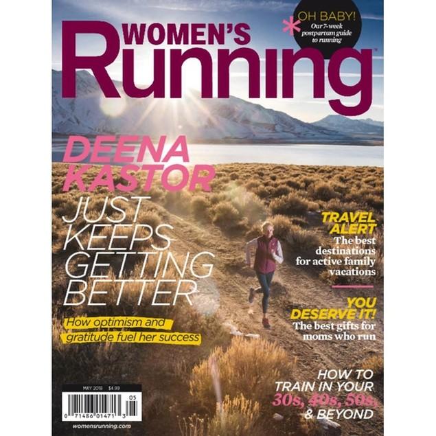 Women's Running Magazine Subscription