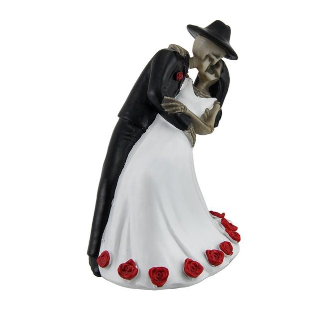 Deathly Devotion Wedding Dance Of The Dead Statues