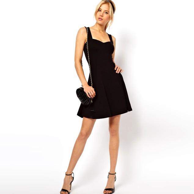 New Sexy Women Summer Casual Sleeveless Party Short Mini Dress