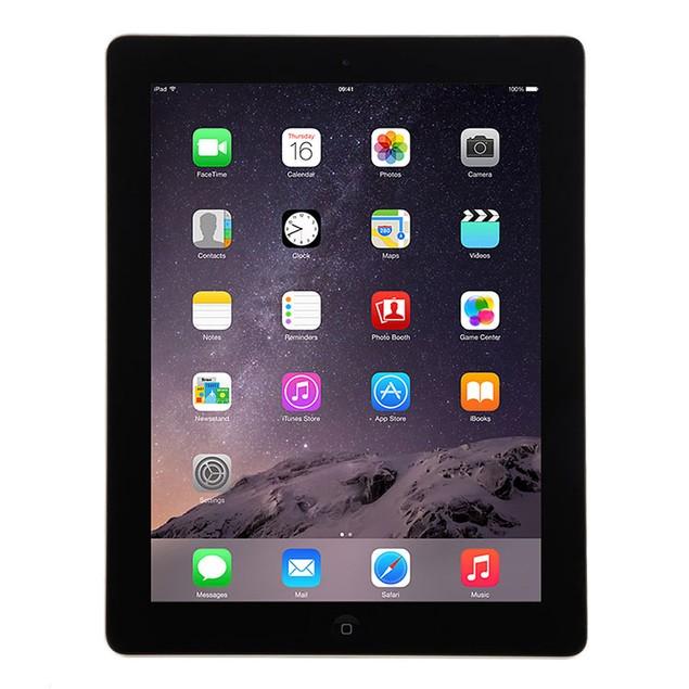 Apple iPad 4 MD522LL/A, 16GB WiFi + 4G Verizon (Grade B)