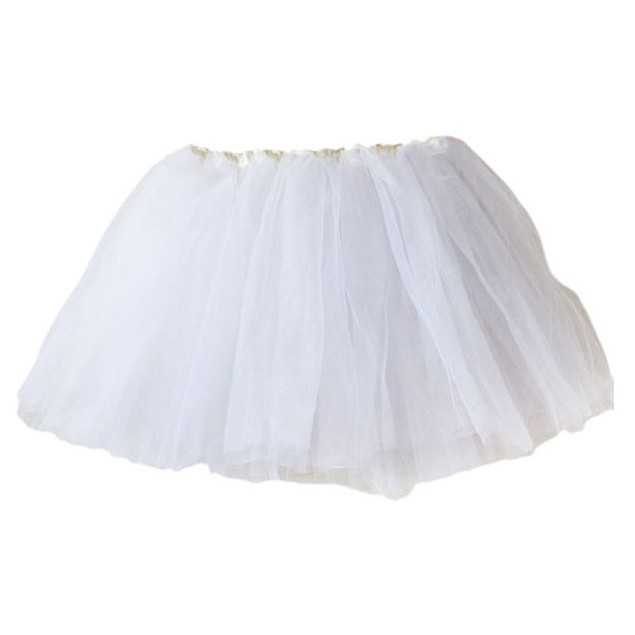 Girl Princess Pettiskirt Party Ballet Tutu Skirt Mini Dress baby