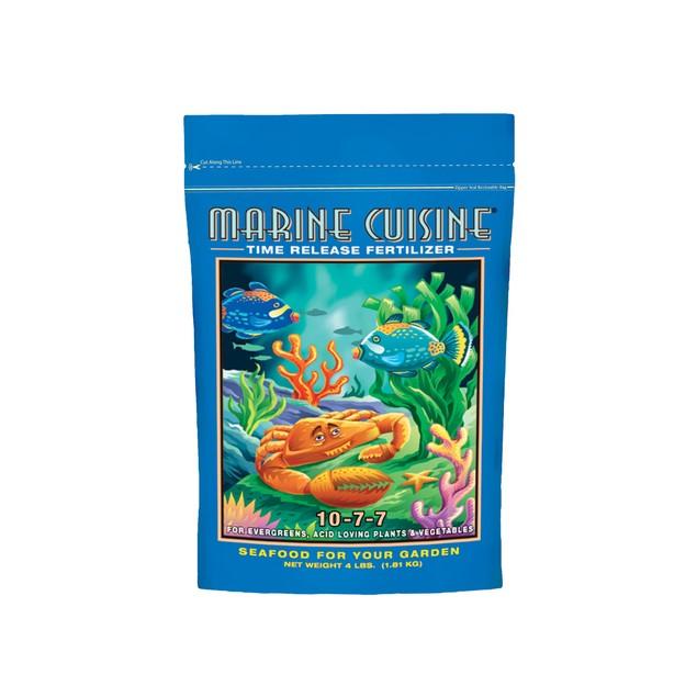 FoxFarm Marine Cuisine Dry Fertilizer, 4 lbs