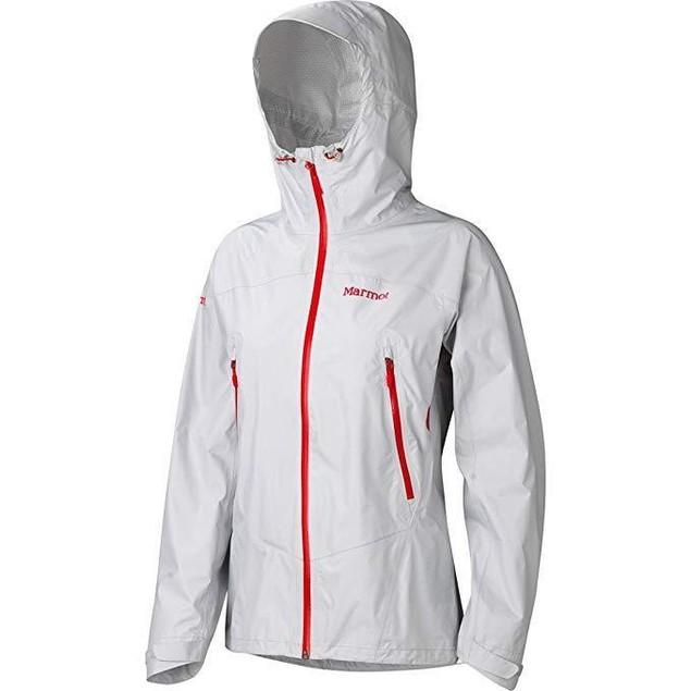 Marmot Women's Super Mica Jacket Glacier Grey Outerwear XL