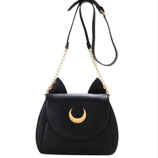 Sailor Moon Shoulder Bag Women Handbag  Crossbody Messenger