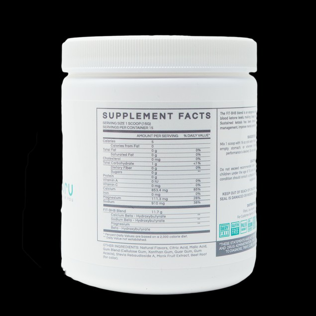 KETO BHB Oil Powder by Fitoru