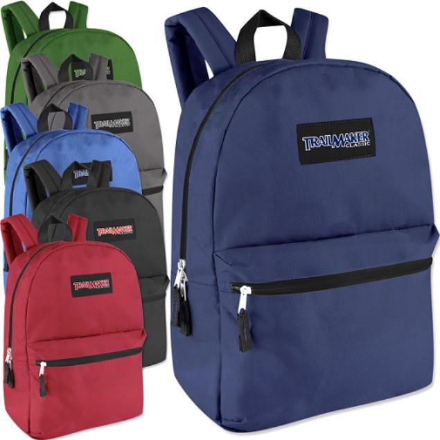 Trailmaker Classic 2 Pocket Backpack