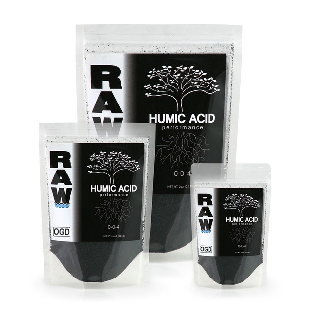 RAW Humic Acid, 2 lbs