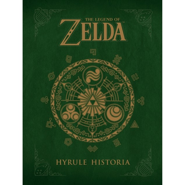 The Legend of Zelda: Hyrule Historia, Gamers by Dark Horse