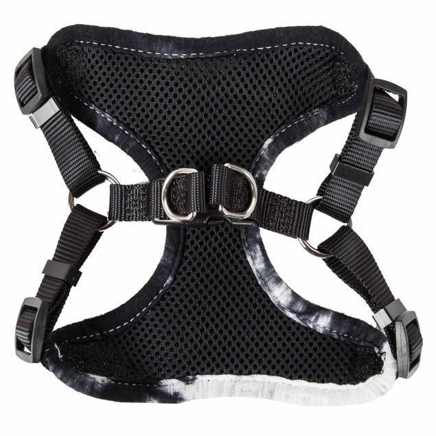Pet Life 'Bonatied' Reversible And Adjustable Dog Harness W/ Neck Tie