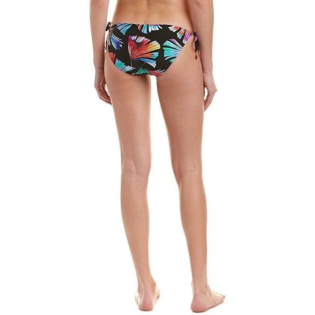 La Blanca Women's Your Number One Fan Tie Side Hipster Bikini Bottom S