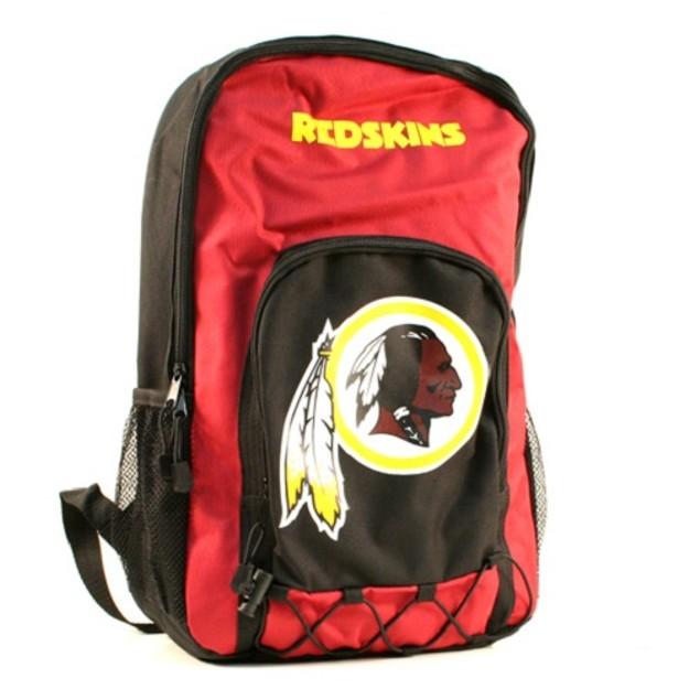 "Washington Redskins NFL ""Echo Bungee"" Backpack"
