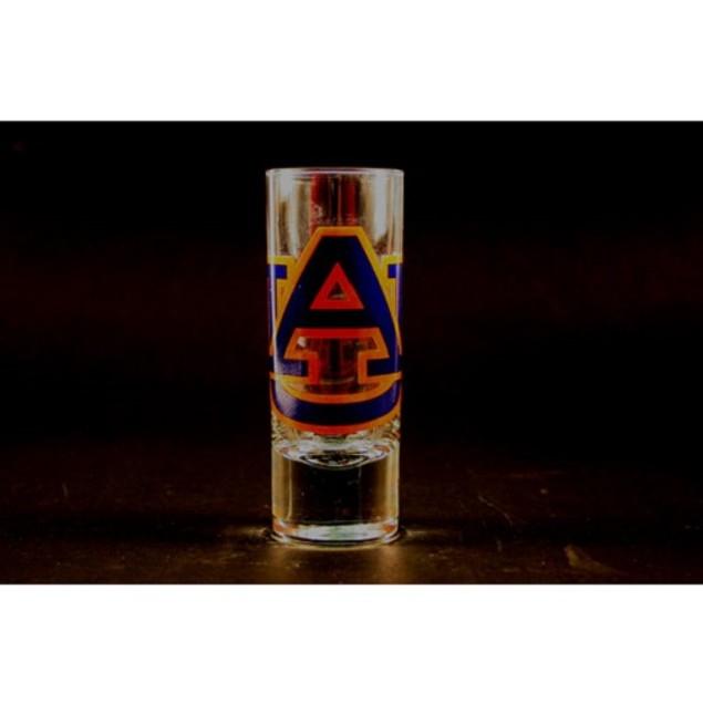 "Auburn Tigers NCAA ""Hype"" Tall Shot Glass"