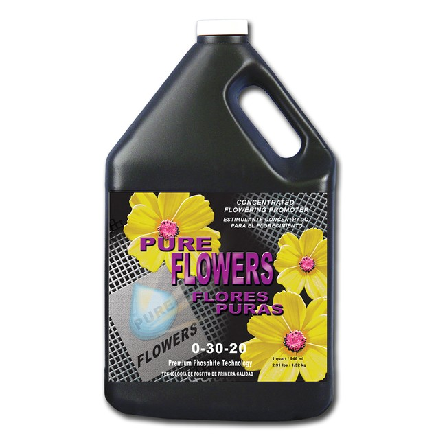 Pure Flowers 0-30-20, 5 gal