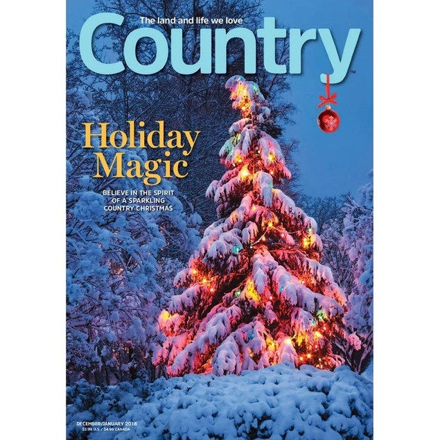 Country Magazine Subscription
