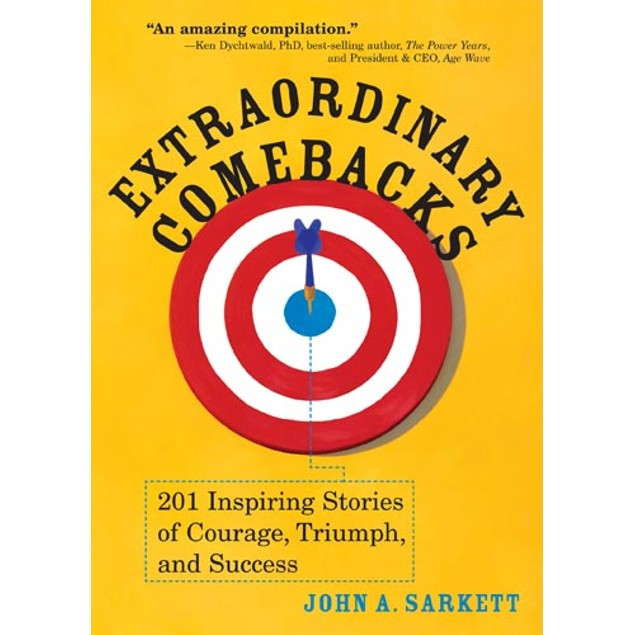 Extraordinary Comebacks Book, Religion & Inspiration Books by Sourcebooks