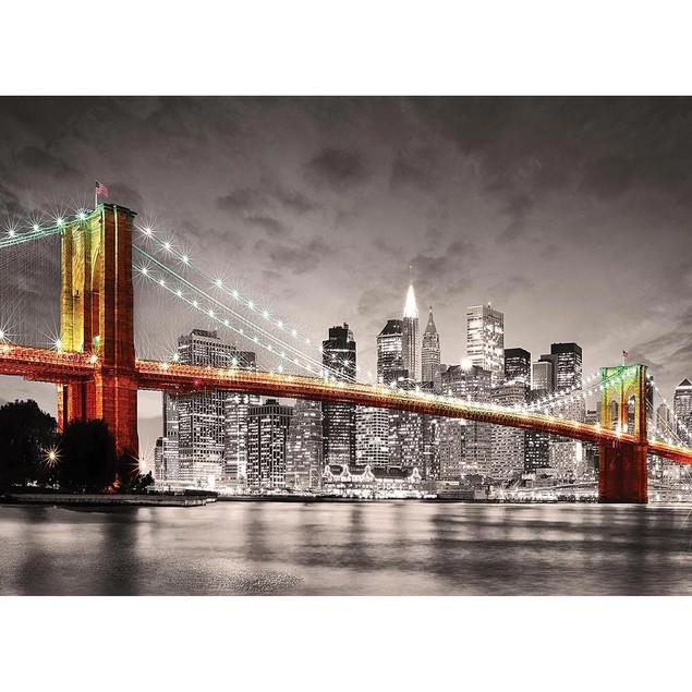 NYC Brooklyn Bridge 1000 Piece Puzzle, 1,000 Piece Puzzles by Eurographics