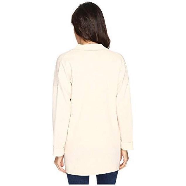Brigitte Bailey Women's Tani Open Front Cardigan Light Pink Sweater