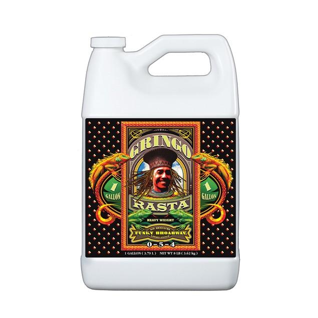 FoxFarm Gringo Rasta® Funky Broadway® Liquid Plant Food, 1 gal