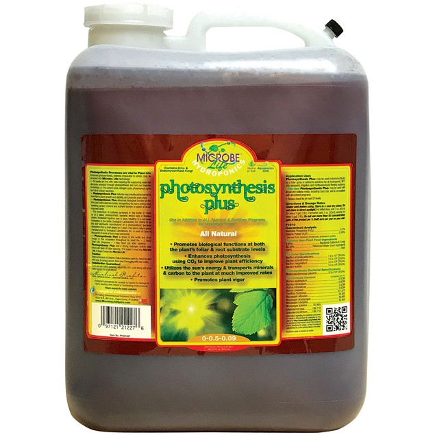 Microbe Life Photosynthesis Plus, 5 gal