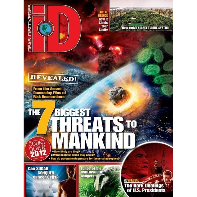 iD: Ideas & Discoveries Magazine Subscription