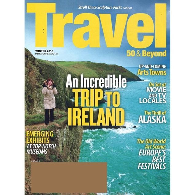 Travel 50 & Beyond Magazine Subscription