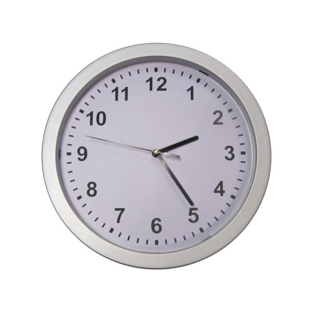 Kitchen Wall Clock Safe